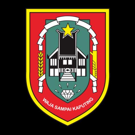 Kalimantan Selatan Logo Vector vectorzy.blogspot.co.id